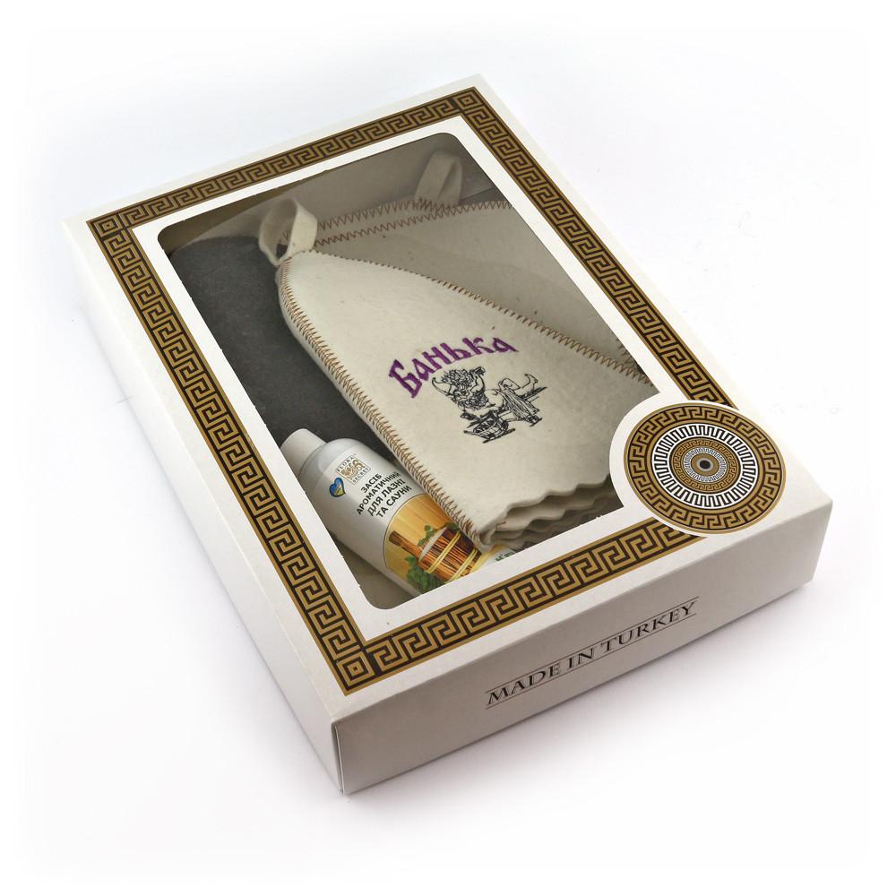 Подарочный набор для сауны №6 Банька, для него
