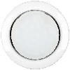 Светильник точечный встраиваемый  Ilumia 048 RL-GX53-90-white под лампу GX53 круглый
