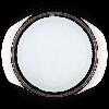 Светильник точечный встраиваемый  Ilumia 050 RL-GX53-90-black под лампу GX53 круглый
