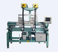 Вышивальная машина 2-головочная 9-цветная ,с лазерной установкой.