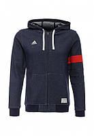Кофта спортивная Adidas XS Темно-синяя (AI4533)