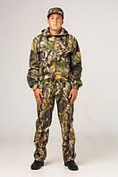 Летний камуфляжный костюм для охоты и рыбалки Светлый Клен