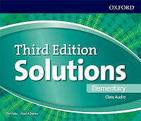 Solutions 3rd Elementary: CLASS CD's