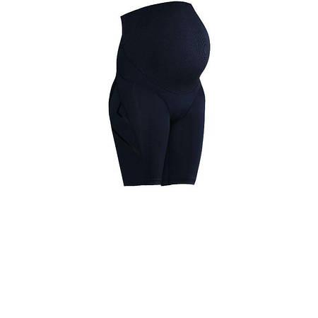 6b2879606fe9 Женские компрессионные шорты для предродового периода 2XU WA3597b (чёрный    чёрный логотип)
