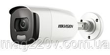 Камера видеонаблюдения Hikvision DS-2CE12DFT-F ColorVU ночь в цвете