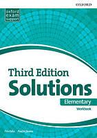 Solutions 3rd Elementary: WB & CD PK (UA)