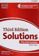 Solutions 3rd Pre-intemediate: Essentials TB & RES DISK PK, фото 1