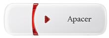 Flash Drive Apacer AH333 16GB ( AP16GAH333W-1 ) White / на складе