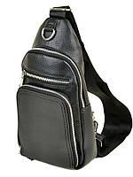 Мужская сумка  На Плечо DR. BOND 1103 black, фото 1