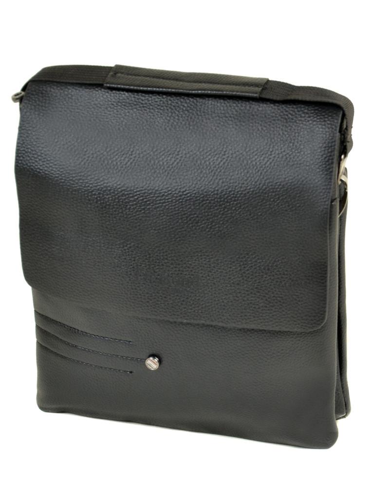 Мужская сумка-планшет DR. BOND 205-4 black, фото 1