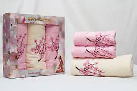 Подарочные наборы комплекты полотенец !!!