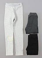 Лосины утепленные для девочек Aura.Via оптом, S/M-XL/XXL рр . {есть:S/M}, фото 1