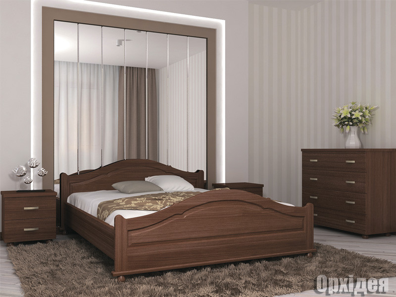 Кровать Орхидея 160 Явито