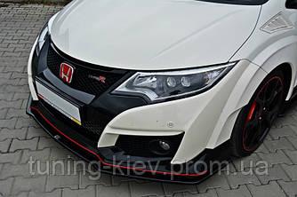 Набор накладок и спойлеров Honda Civic IX Type R