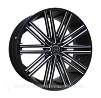 HARP Y-11 SATIN-BLACK R22 5x120 ET32.0 9.0J DIA74.1