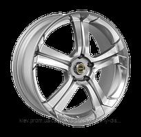 Kosei RX SUV GM/P R22 5x130 ET50.0 9.5J DIA71.6
