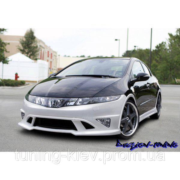 Бампер передний Honda Civic VIII