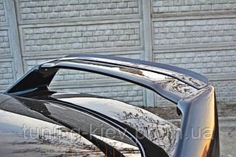 Диффузор переднего бампера Honda Civic VIII Type R - MUGEN spoiler