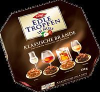 Шоколадные конфеты с бренди  Trumpf - Edle Tropfen