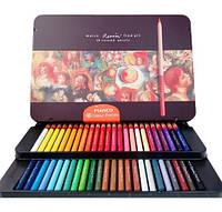 """Цветные карандаши Marco """"Renoir Fine Art"""" 48 цветов"""