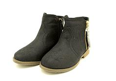 Ботинки Kylie Crazy 32 20,7 Черный (КК301 negro)