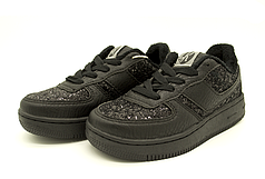 Кроссовки Kylie Crazy 32 21 см Черный (KK6106 negro)