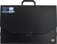 Портфель пластиковый BUROMAX  А3/32мм