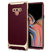 Чехол Spigen для Samsung Galaxy Note 9 Neo Hybrid, Burgundy (599CS24592)