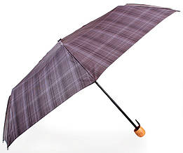 Мужской механический зонт FULTON FULG868-Charcoal-Check, из полиэстра