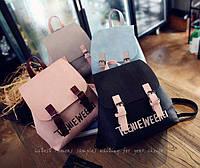 Повседневный стильный Fashion рюкзак городского типа Миниатюрный компактный Продажа доступная цена Код: КГ5953, фото 1