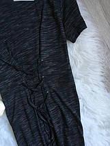 Новое платье-футболка со шнуровкой Miss Selfridge, фото 3