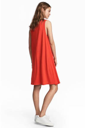 Новое платье-трапеция H&M, фото 2