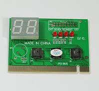 Анализатор неисправностей для ПК и ноутбуков POST карты (модели PCI, ISA, miniPCI-E)