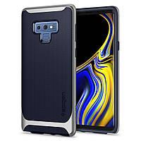 Чехол Spigen для Samsung Galaxy Note 9 Neo Hybrid, Arctic Silver (599CS24593)