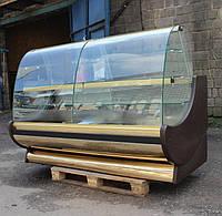 """Кондитерская витрина """"COLD С-20G"""" 2,0 м. (Польша) бу, фото 1"""