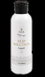 Специальная жидкость для работы с полигелем / акригелем F.O.X Slip Solution, 200мл