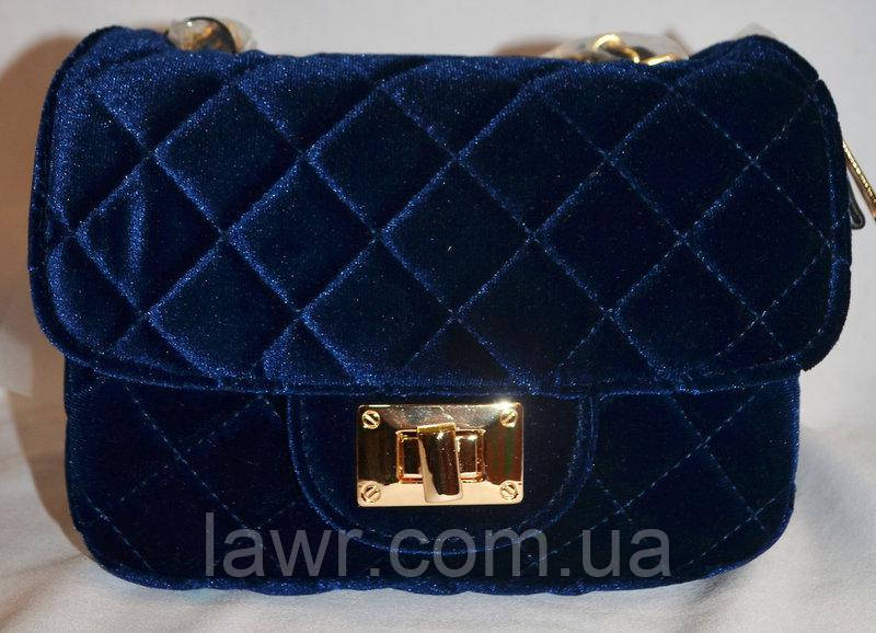 25086fd100cf Купить Женская сумка/клатч Chanel, Шанель, велюровый, 058138 в ...