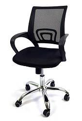 Кресло офисное Comfort C012 Black (20181116V-508)