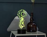 """3D светильник-ночник  """"FIFA""""  оригинальный подарок прикольный"""