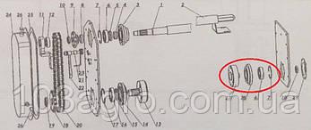 Ступиця грунтофрези права, фото 2