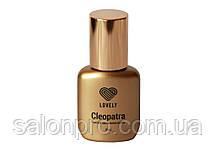 """Клей для ресниц чёрный Lovely """"Cleopatra"""", 10 мл"""