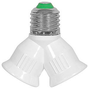 Патрони для ламп та перехідники