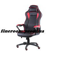 Кресло для руководителя Special4You Nero black/red