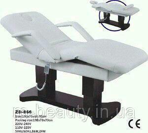 Массажный стол кушетка с подогревом ZD 866 Н