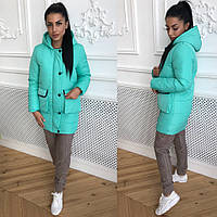 Зимняя тёплая куртка Карина