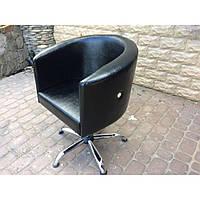 Стильное кресло для парикмахерских салонов красоты Бэлла Парикмахерское кресло пневматика/гидравлика