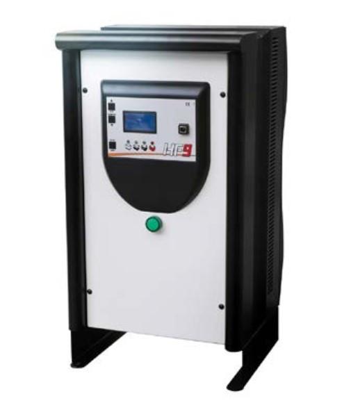Зарядное устройство для тяговых аккумуляторов PBM HF9
