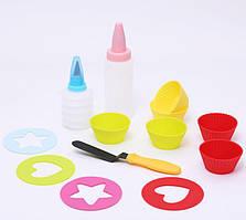 Набор детский для выпечки Bona Young Chef 13 предметов (BD-550-148_psg)