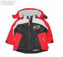 Куртка зимняя для мальчика Енот красная  (QuadriFoglio, Польша), фото 10
