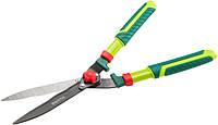 Ножницы для стрижки кустарников Topex 55 cм лезвие волной (15G311)
